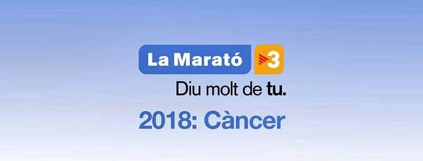 Logo Marató TV3 2018